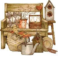country crafts free pattern of the day country crafts bench counted
