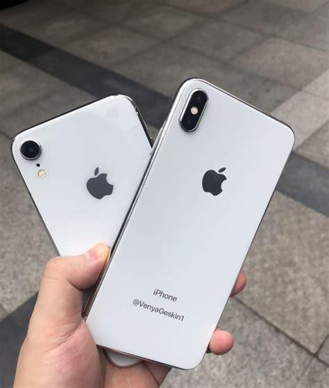 iphone 9 iphone xs et xs max les prix seraient identiques 224 ceux de l 233 e derni 232 re frandroid