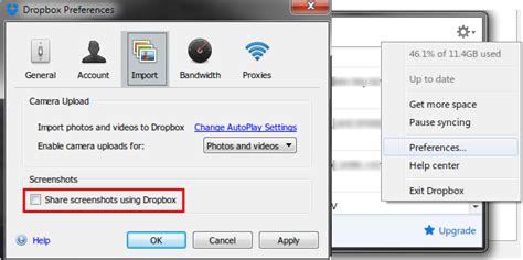 dropbox not responding windows 7 if your printscreen key isn t working it might be dropbox
