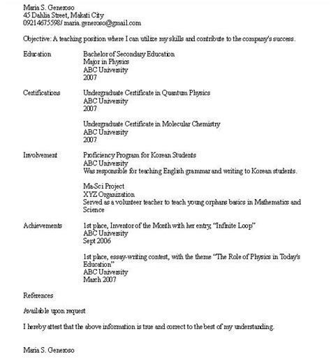 current high school student resume sle resume for high school student 221 http