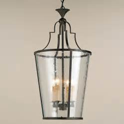 lantern chandelier lighting currey and company 9468 fergus lantern