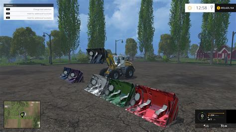 where can you buy salt ls wheel loader for ls 15 farming simulator 2019