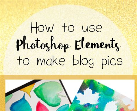 how to make a pattern in photoshop elements 11 photoshop tutorial how to create photo collages for your