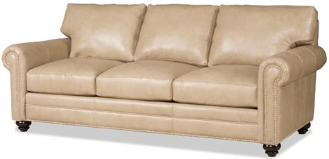 sofa store columbia md daire leather sofa by bradington young bradington young