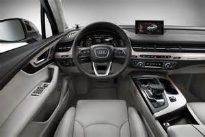 all new audi q7 officially revealed gaadi