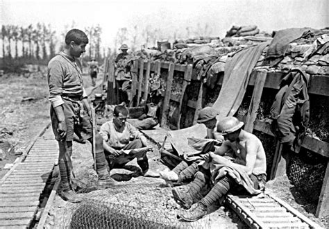Trench Warfare Part Deux by Trench Warfare Part 1 Of 2 Read The Accounts Describing