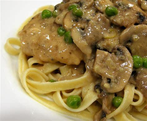 seared chicken breast with creamy caper sauce