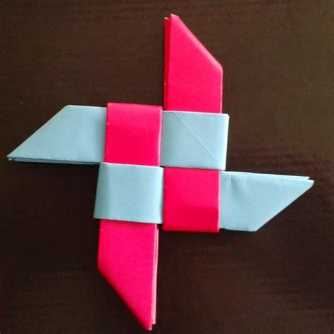 How To Make Paper Weapons That Hurt - origami weapons pictures to pin on pinsdaddy