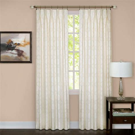 pleated sheers draperies pinch pleated semi sheer curtains soozone