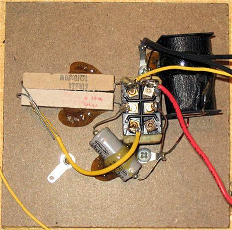 replace crossover capacitors the new advent loudspeaker repair