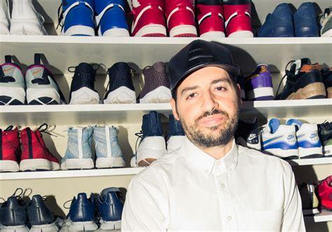 Jordans Closet Ebay by A Look Inside Ronnie Fieg S Sneaker Closet Sneakernews