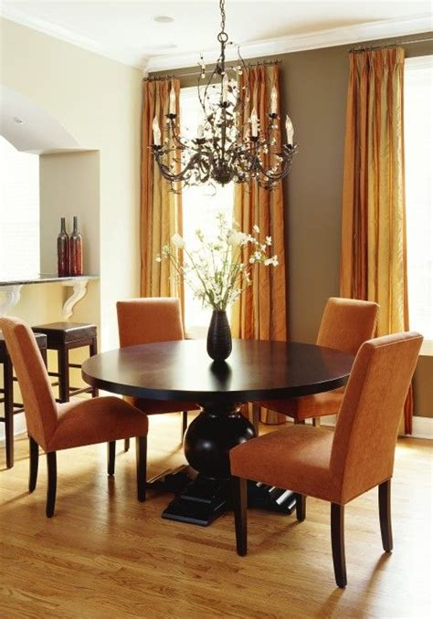 burnt orange dining room best 25 burnt orange curtains ideas on burnt orange bedroom burnt orange rooms and