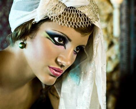 imagenes mujeres arabes con velo como maquillarse los ojos arabes