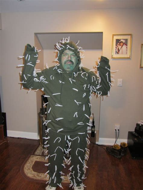homemade cactus halloween costumes pinterest