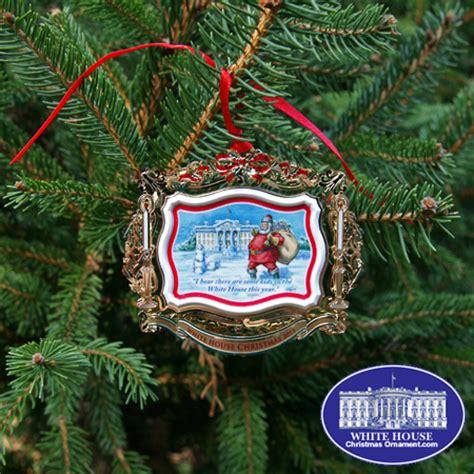 white house christmas ornament fundraiser official white