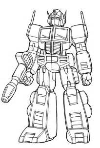 optimus prime coloring lezardufeu