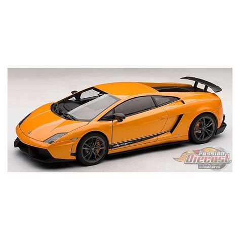 Diecast Lamborghini Gallardo Lp 570 4 Superleggera 1 43 By Autoart lamborghini gallardo lp570 4 superleggera diecast