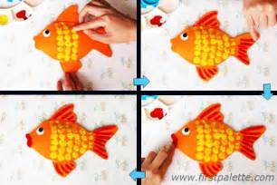 3d goldfish bowl craft kids crafts firstpalette com