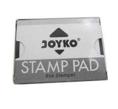 St Pad Bak Stempel Joyko No 1 joyko st pad
