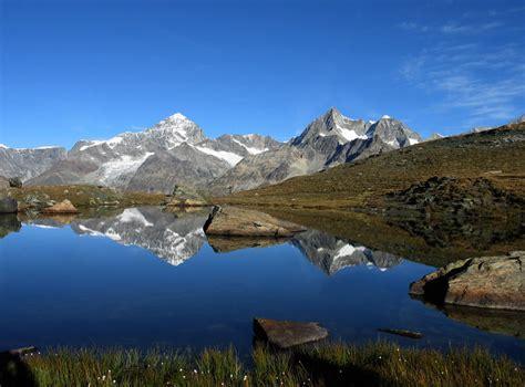 riffelsee zermatt switzerland