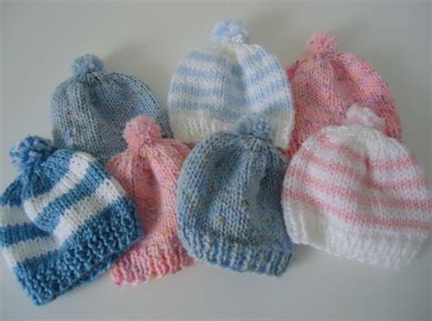 knitting patterns for baby caps knitting newborn hats for hospitals the make your own zone