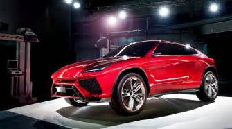 Price Of Lamborghini Urus Lamborghini Urus Suv To Cost 163 135 000 By Car Magazine