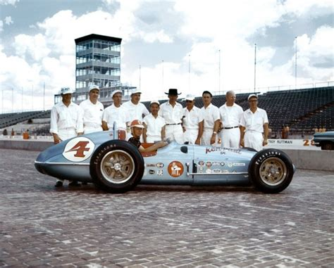 classic photos of the indianapolis 500 indy 500 winner jim rathmann profile