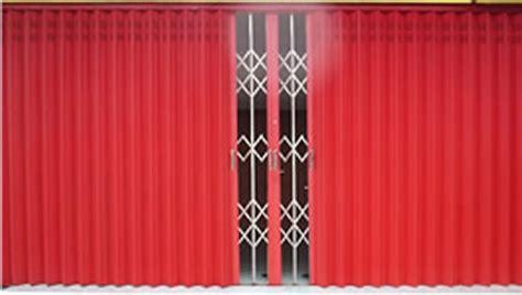 folding gate pintu folding gate bengkel las bandung pembuatan pagar teralis canopy