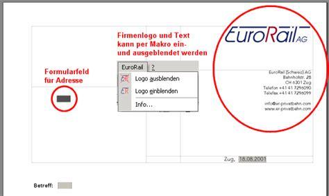 Word Vorlage Mit Makros Ms Office Automatisierung Und Vorlagen Templates Addins Tools
