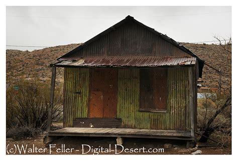 Desert Springs Post Office by Church In Goodsprings Nevada