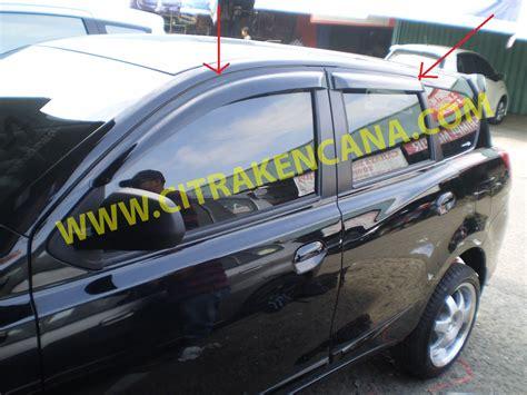 Talang Air Datsun Go Plus Panca jual talang air datsun go plus citra kencana