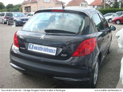 peugeot 207 1 4l hdi premium 5pt 2009 occasion auto