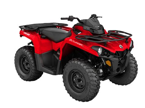 Can L by 2016 Can Am Outlander L Line Up Atv Illustrated