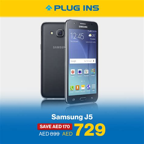 samsung offers samsung galaxy j5 smartphone offer at ins