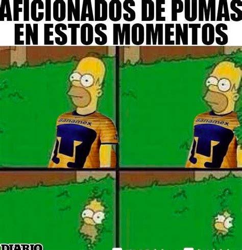 Pumas Vs America Memes - memes hacen burla de la desgracia de pumas y el t 237 tulo de