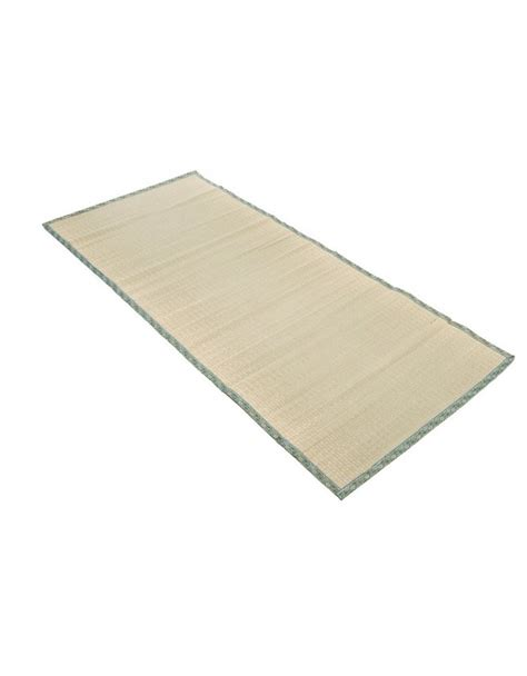 Japanese Mats by Traditional Japanese Goza Mat For 90 X 200 Cm Green