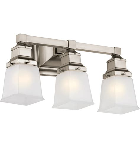 craftsman style bathroom lighting pacific city triple sconce rejuvenation