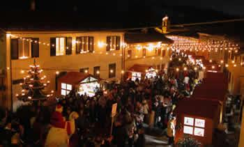 candele a candelara hotel candele a candelara albeghi mercatino natale