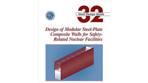 design guidelines composites modern steel construction
