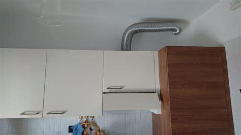 tubo scarico cappa cucina fornitura tubi e collegamento degli stessi da cappa cucina