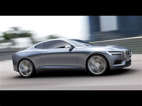 volvo coupe volvo coupe concept 2013 car wallpapers 02 of 124