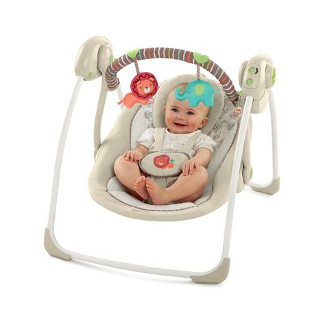 comfort and harmony portable swing comfort harmony portable swing cozy kingdom ebay