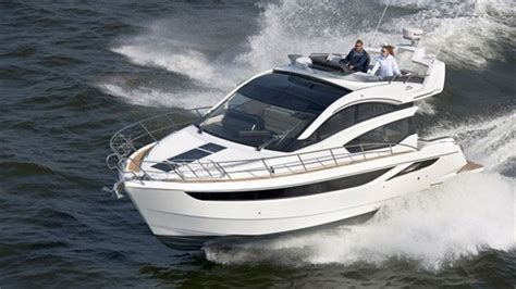 galeon yacht galeon 430 skydeck stunning sports yacht extravaganzi