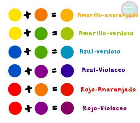 como mezclar tintes y obtener el color deseado las 25 mejores ideas sobre combinacion de colores