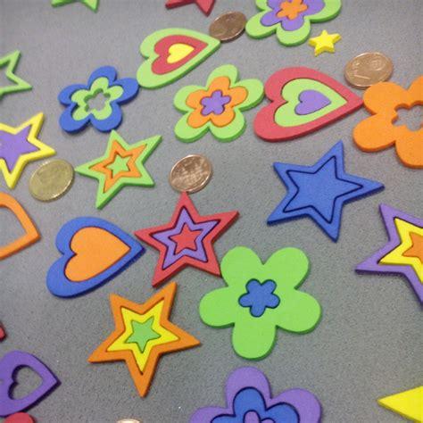 estrella de goma eva y purpurina para decorar el arbol de navidad d 243 nde comprar flores de goma eva precios tiendas y consejos