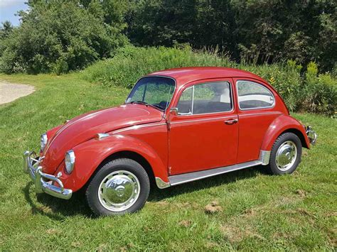 Volkswagen Bug For Sale by 1967 Volkswagen Beetle For Sale Classiccars Cc 1011950