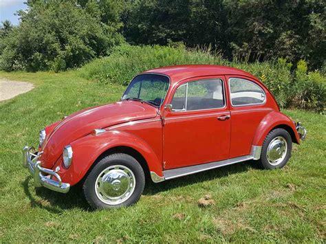 67 Volkswagen Beetle by 1967 Volkswagen Beetle For Sale Classiccars Cc 1011950