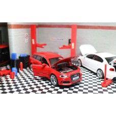 Audi Rs6 Quattro 1 32 Diecast Led Depan Blakang Pintu Kap Bs Dibuka 1000 images about diy diecast garage on garage accessories auto lift and diecast