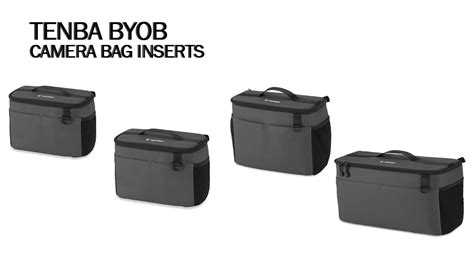 bag insert tenba byob bag insert review digital bag hq