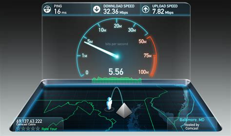 peed test comment augmenter la vitesse de votre connexion 3g et 4g